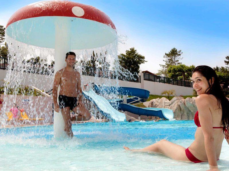 Camping avec piscine à Biarritz