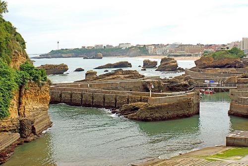 Camping Biarritz Port