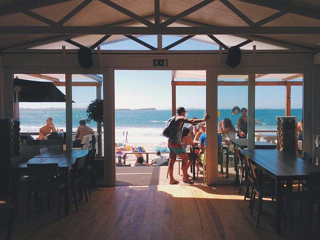 camping restaurant cote basque